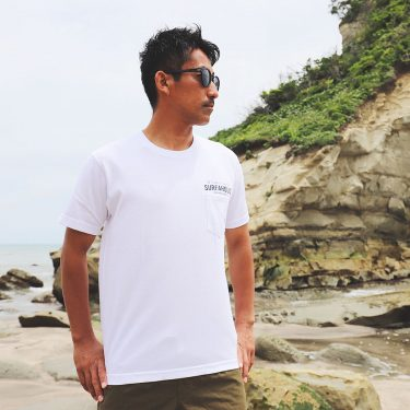 ALOHAGROUND SURFAHOLIC TEE