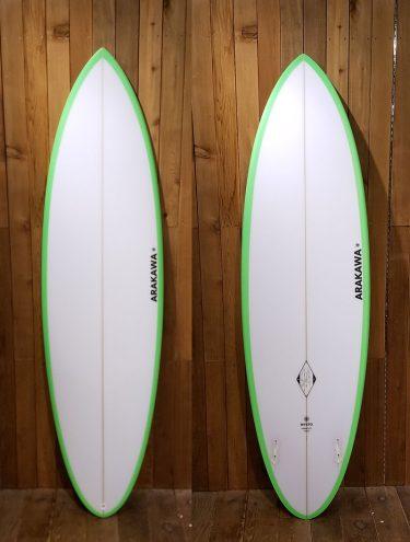ミッドレングスなら、誰よりもサーフィンを楽しめる!