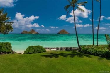 ラニカイのビーチフロントに泊まる!オンリーワンのハワイ・サーフィンツアー