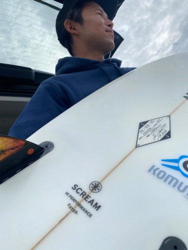 もっとサーフィン上手くなりたいから