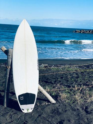 週1サーフィンを満喫できるサーフボード