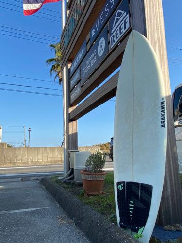 """幅広いレベルのサーファーにおすすめしたい """"FIRECAT"""" ARAKAWA SURFBOARDS"""
