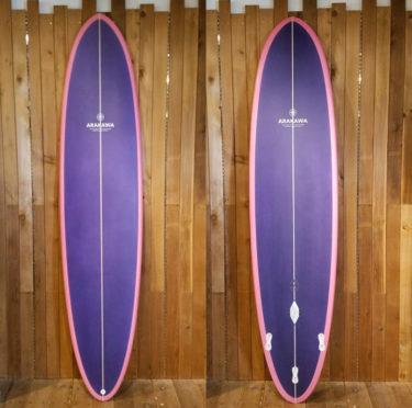ライディングの楽しさを AVIS ARAKAWA SURFBOARDS