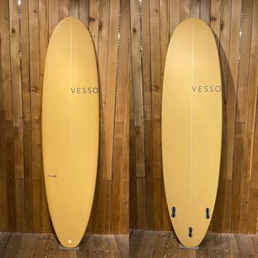 """THE LOOP""  取回し易い!初級者にもおすすめ by VESSO SURFBOARDS"