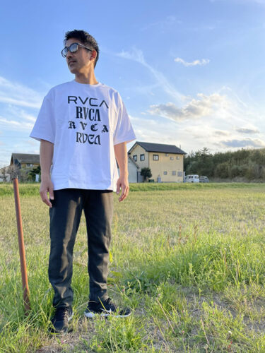 RVCA ALL-TIME COLLECTION【TOKYO EDITION】