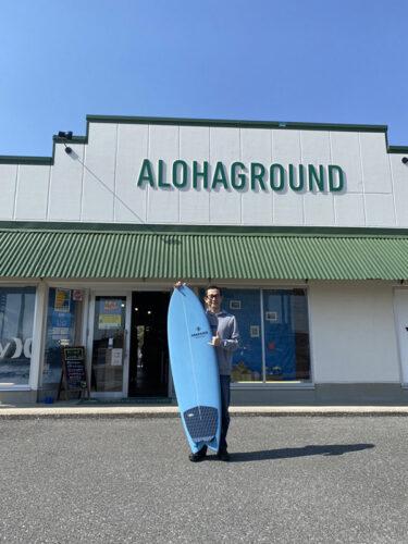 念願の!ずっと欲しかった! SLINGSHOT ARAKAWA SURFBOARDS