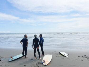 サーフィンもっと上手くなりたい!ステップアップスクールもやってます〜