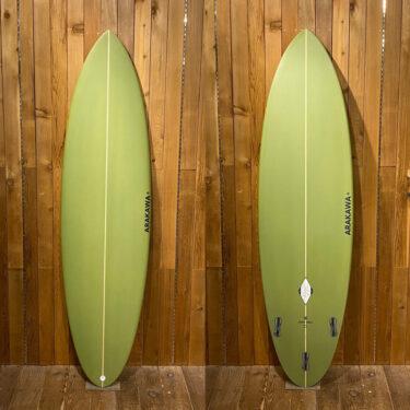 """試乗できます!ARAKAWA SURFBOARDS """"HOLY MOLI"""""""